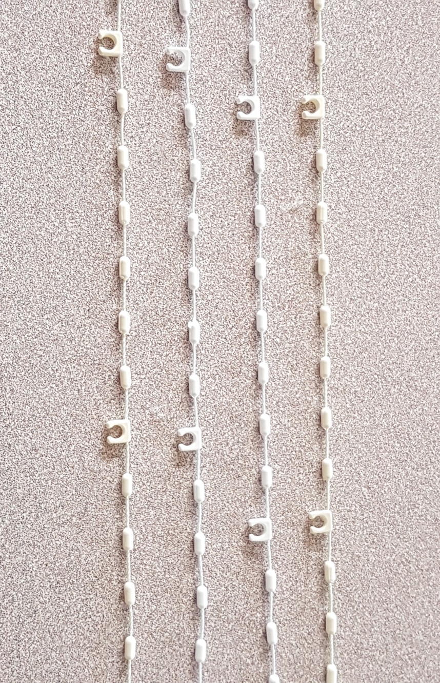Bottom Link Chain 89mm 100mm East Bay Blinds
